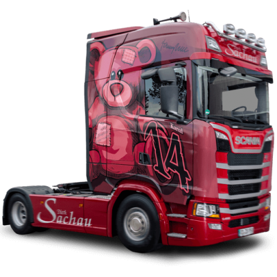 Spedition Sachau Hohenwestedt Scania 03